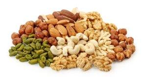 Nötter är bra för hälsan och gör dig inte fet