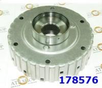 Ступица под фрикционы (B), 5HP24/5HP24A диаметр 66,04 мм под втулку №046