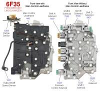 гидроблок 6F35