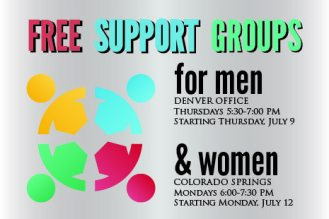 Transformed Hearts Support Groups