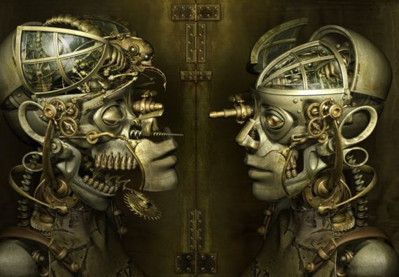 steampunk-brain