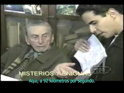 Astrônomo Carlos Muñoz Ferrada falando sobre o Elenin/Hercólubus