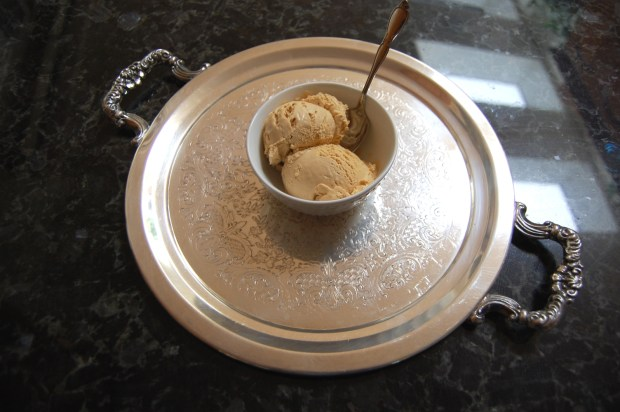 Salted Caramel Ice Cream Recipe