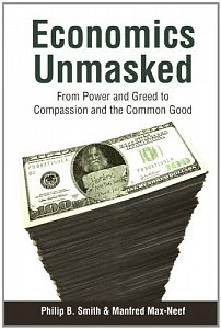 Economics Unmasked book cover