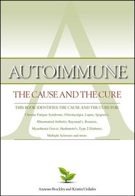 Autoimmune book cover