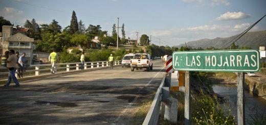 Puente Las Mojarras (Foto: Matías Contreras)