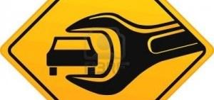 (Logo taller de autos. Foto: us.123rf.com)