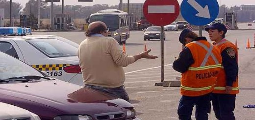 Policía Caminera (Foto: LaVoz)