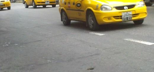 taxis-centro