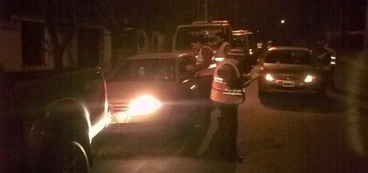 Control de alcoholemia (Foto: Policía Municipal de Tránsito Córdoba/Facebook)