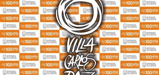 Villa Carlos Paz - fondo centenario