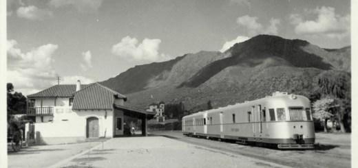 Tren de las Sierras - Estacion Capilla del Monte