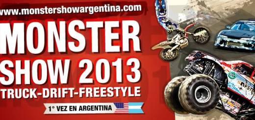 Monster Show Argentina en Villa Carlos Paz