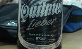 Cerveza Quilmes Lieber