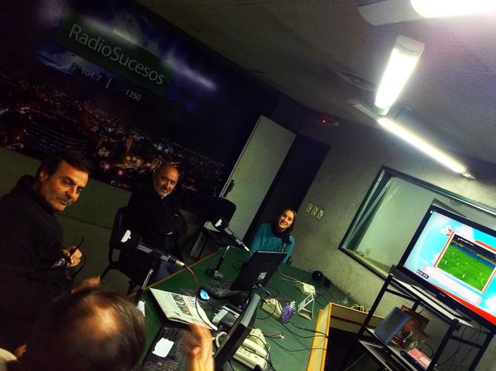 Entrevista a Luciana Echevarria en Radio Sucesos - 1