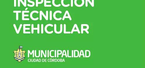 ITV - Municipalidad de Cordoba