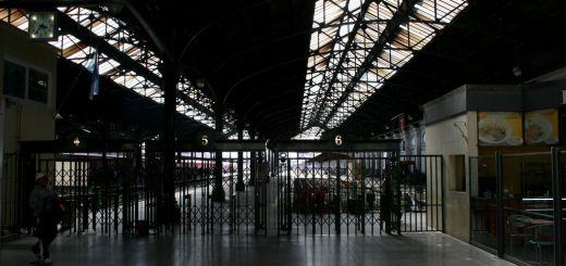 Estacion de trenes Mitre Buenos Aires - Florian Winter