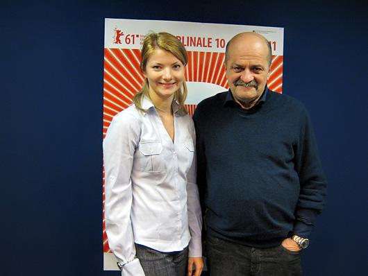 Russian Interpreter BERLINALE