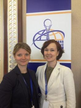 Snejana Skakovskaya  Translator at AEF