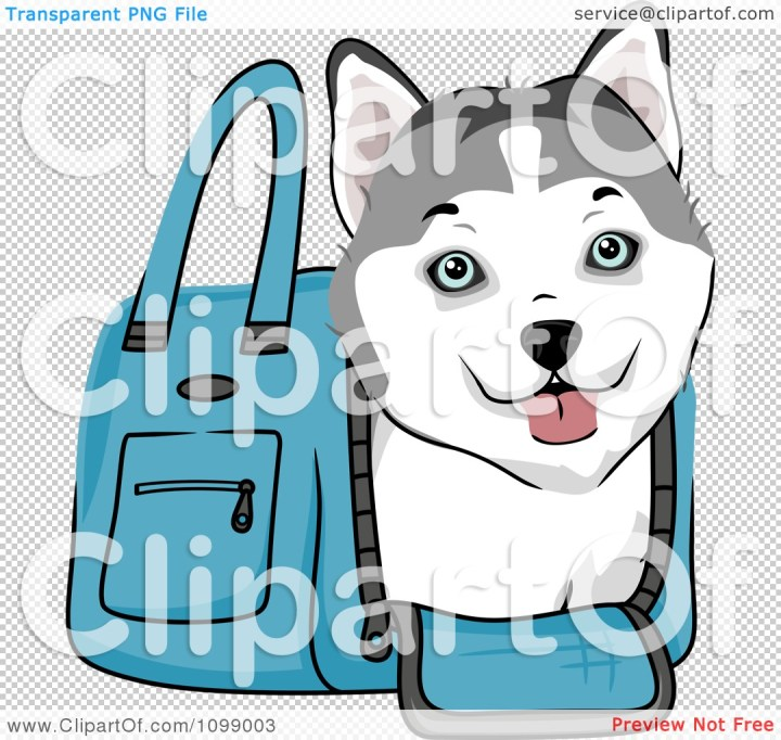 Husky Dog Clipart Clipart Happy Siberian Husky