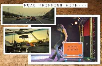 "LIFE ON THE ROAD…""I'm with the band"""
