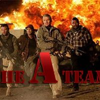 The A-Team: The Looks, The Brains, The Muscle and The Wild Card... oh, and lots of explosions