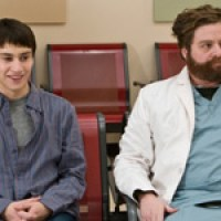 Zach Galifianakis hits dramedy tone in It's Kind of a Funny Story