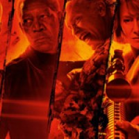 If The Expendables had good actors, it would be RED