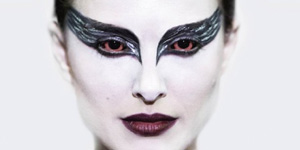 Natalie Portman stars in The Black Swan