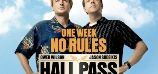 Owen Wilson and Jason Sudeikis star in Hall Pass