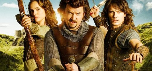 Natalie Portman, Danny McBride and James Franco in Your Highness