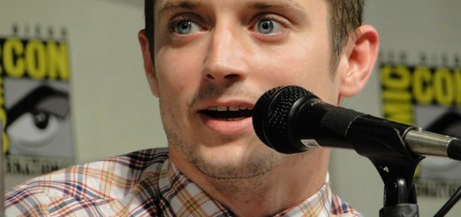 Elijah Wood answers fan questions at the Wilfred panel