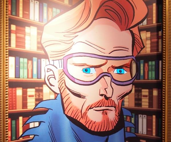 Museum of Conan Art at Comic Con