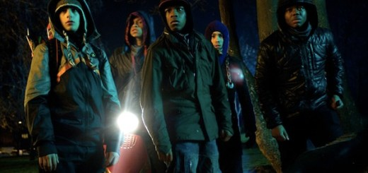 The kids of Attack the Block defend their turf from an alien invasion