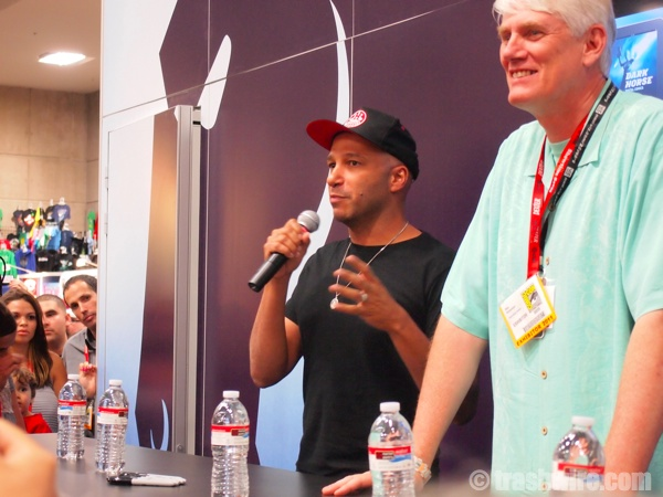 Tom Morello reveals his new comic, Orchid