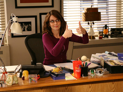 Liz Lemon is my heroine