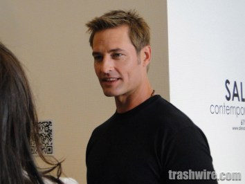 Josh Holloway at Comic Con 2013