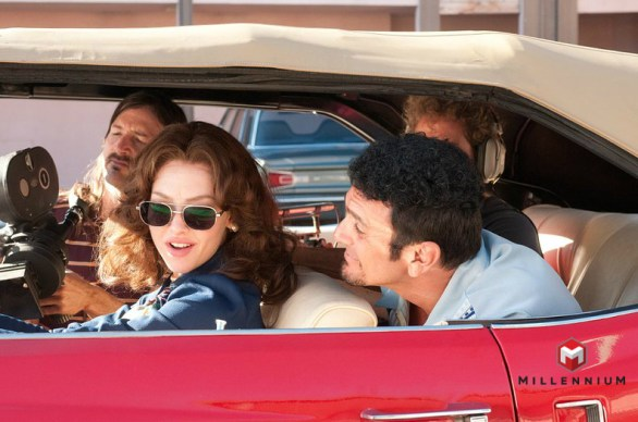 Amanda Seyfried and Hank Azaria in Lovelace