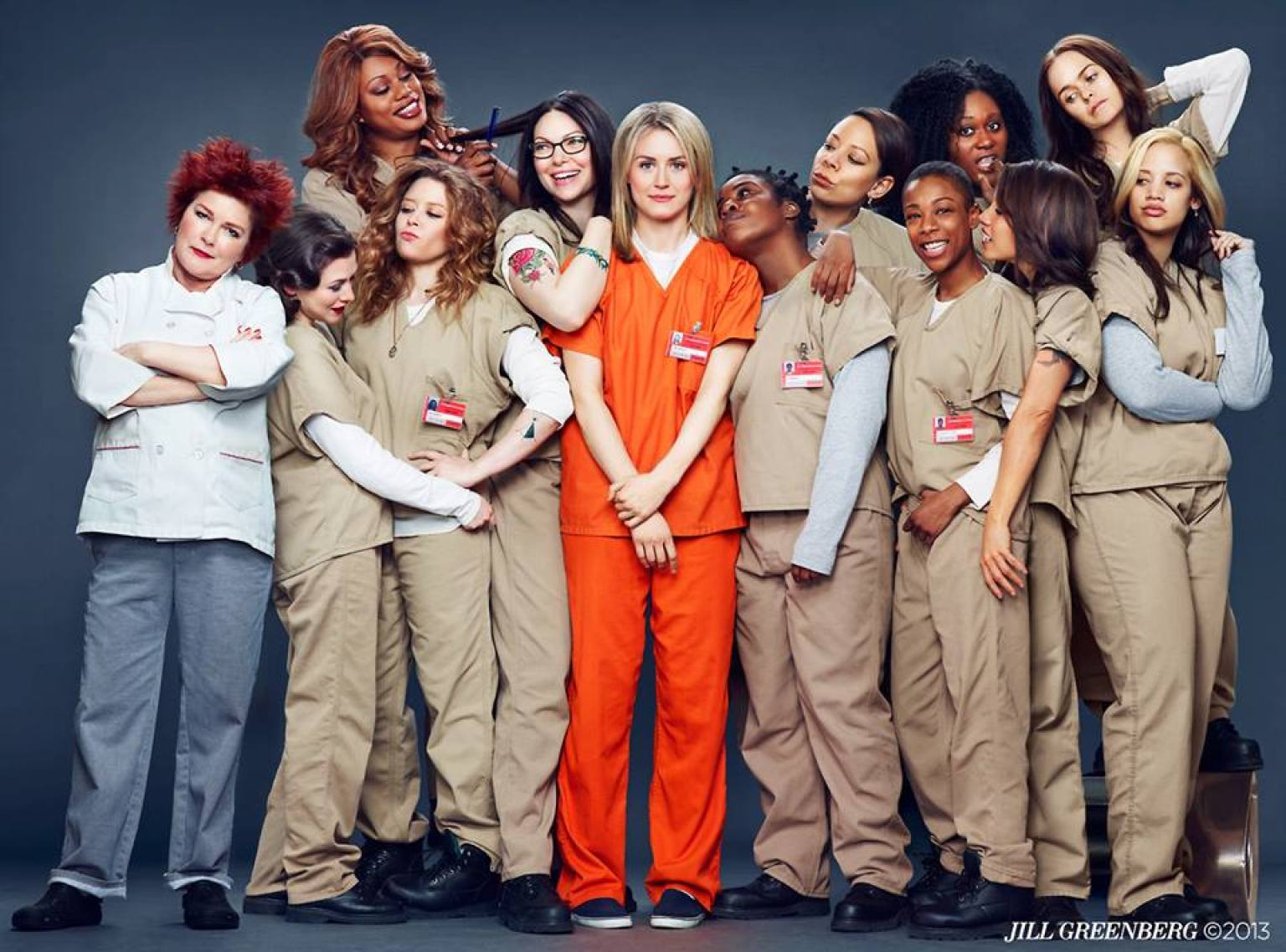 Orange is the New Black on Netflix