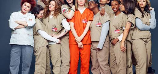 Orange is the New Black on Netflix