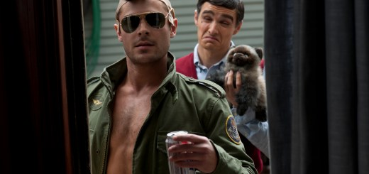 Seth Rogen, Rose Byrne, Zac Efron and Dave Franco star in Neighbors