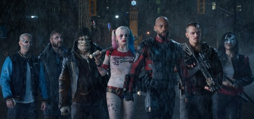 "(L-r) JAY HERNANDEZ as Diablo, JAI COURTNEY as Boomerang, ADEWALE AKINNUOYE-AGBAJE as Killer Croc, MARGOT ROBBIE as Harley Quinn, WILL SMITH as Deadshot, JOEL KINNAMAN as Rick Flag and KAREN FUKUHARA as Katana in Warner Bros. Pictures' action adventure ""SUICIDE SQUAD,"" a Warner Bros. Pictures release."
