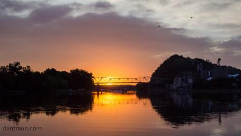 2016-07-22 High-Bridge Sunrise