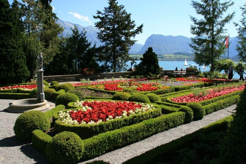 Park See Schweiz