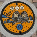 thumbs japanese manhole covers 12