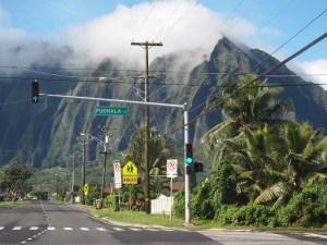 ハワイ_交差点