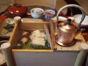 京都_俵屋湯豆腐