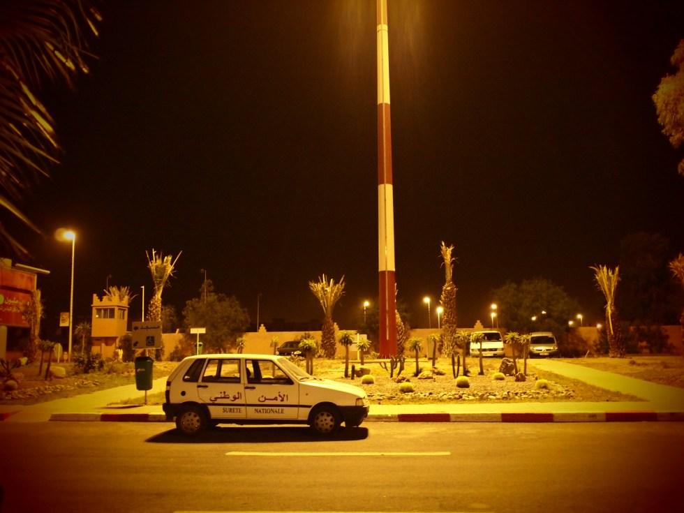 サハラ_空港