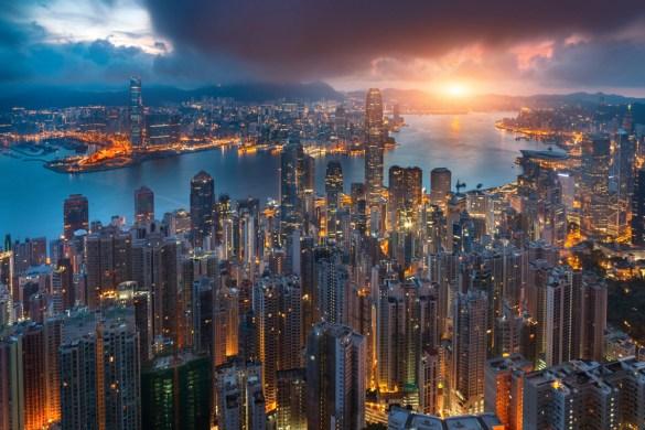 Peter Stewart Good Morning Hong Kong