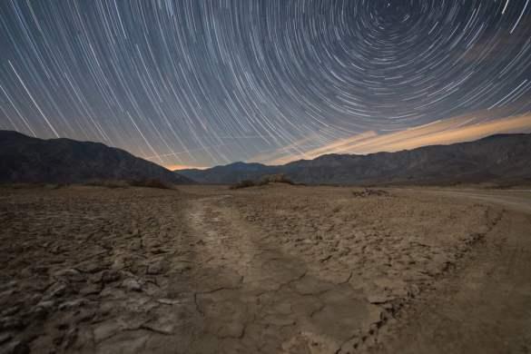 Wonder Endlessly Anza Star Trails